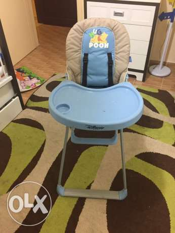 High chair Hauk