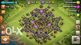 th10 almost maxed very good base very cheap price whatsapp