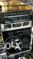 8 speakers dlx + 2 base double 18 + 3 power pv