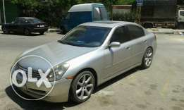 Infinity model 2003 for sale