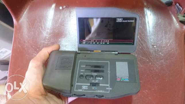 Old TV & Radio for sale