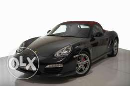 Boxster MY10