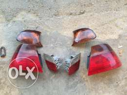 for sale bmw e46 original tail lights and front signals