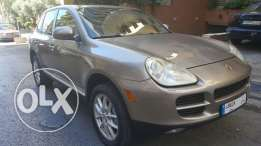A SUPERB Porsche Cayenne S Model 2004 V8 4.5L, very good conditions (i