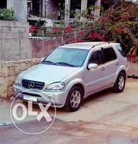 Mercedes-Benz ML2002 look AMG full