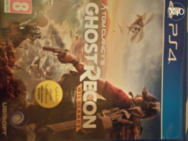 "Cd ps4 l jdid ""ghost recon wildlands"""