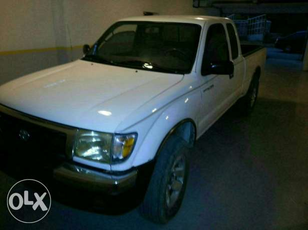 Toyota tacoma clean carfax انطلياس -  1