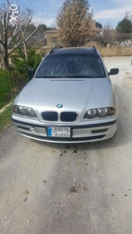 Bmw new boy 325 ix