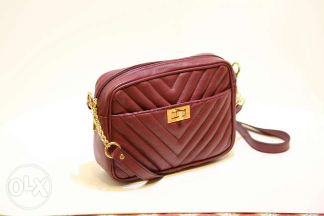 High quality leather/crossbody bags جديدة -  1