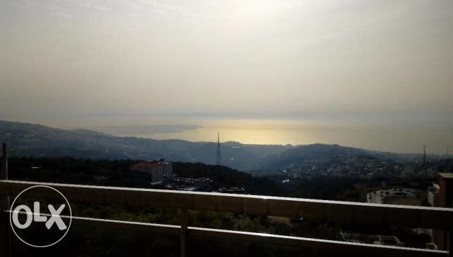 220sqm apartment for sale in ballouneh