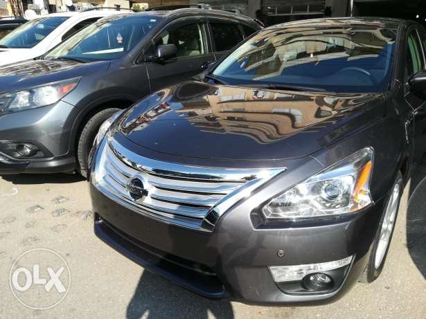 Nissan Altima model 2013 Full