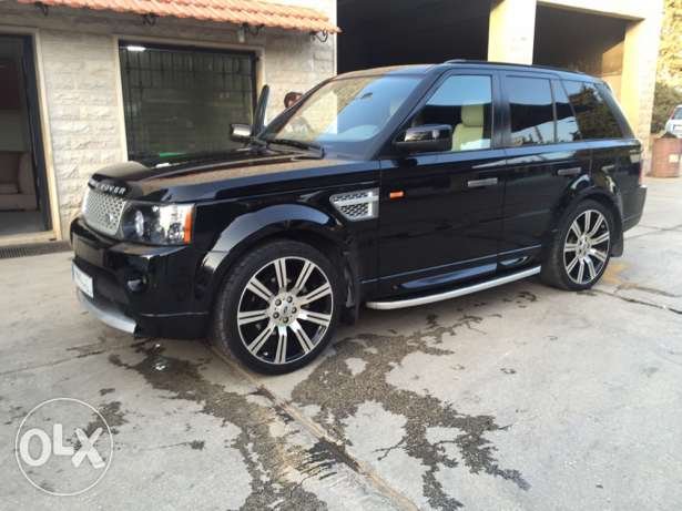 super clean range rover sport 2006 look autobiography 2013 حوش الأمراء -  7