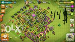 Account for sale Clash of clan