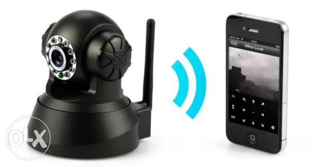 IP Mobile Camera p2p - moniter your home from your phone