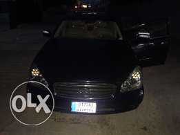 very good car for sale luxury infinity 2003 full automatic