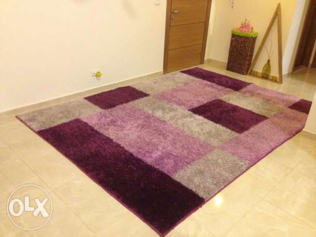 Carpet for sale 340x240 cm used for two months جبيل -  5