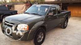 2003 Nissan Frontier extra cab