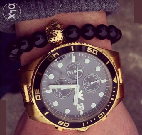Limited edition EA - Gold Rolex special edition