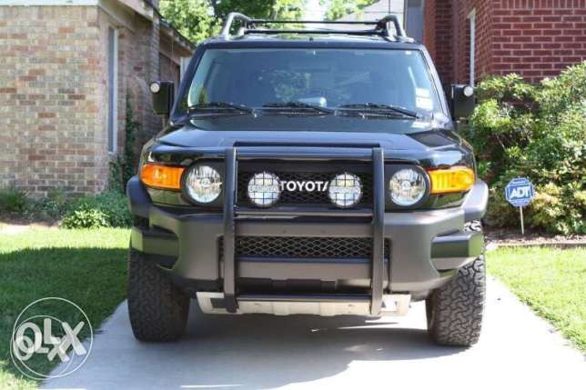 Fj cruiser bullbar original usa