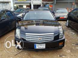 Cadillac CTS MY2005 Black/Beige Leather Sunroof Company Source 1 Owner