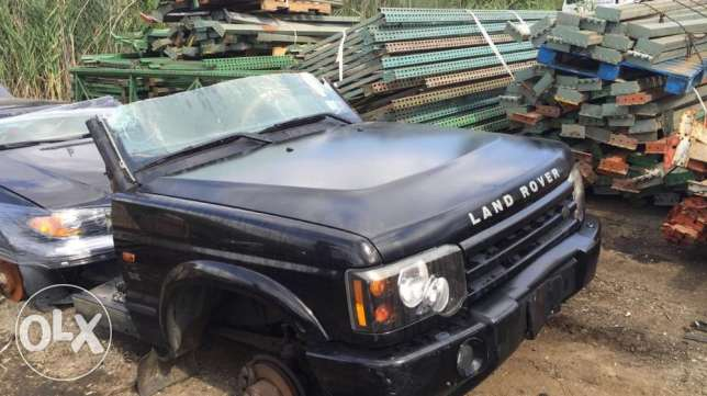 LR3 FOR PARTS imported from usa المتن -  1
