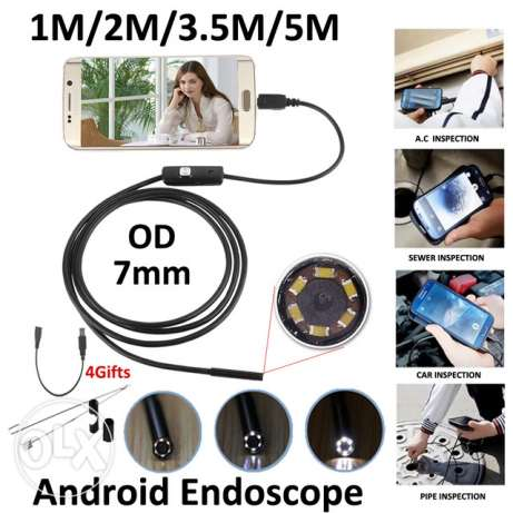 Android Endoscope