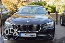 BMW 740i Model 2009, Full Options, Super Clean, Excellent Condition