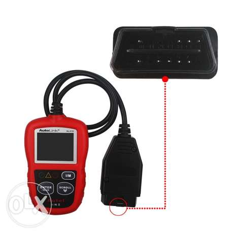 Autel Obd2 Scanner With Livedata digital screen سبتية -  4