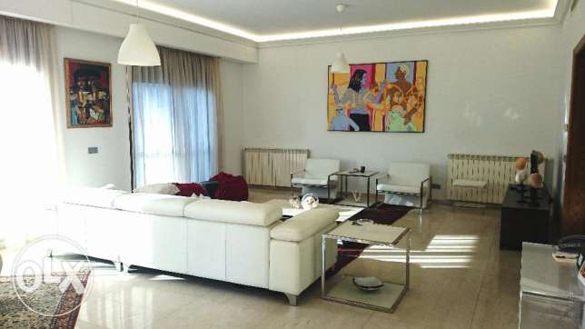 ( DOWNTOWN , BEIRUT ) - Rent - 3 Master Bedrooms - 315 m2