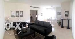 Furnished 165m2 3 bedroom apartment - Achrafieh Hotel Dieu area