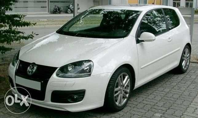 Needed: Golf 5 or GTI 05-06