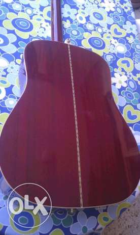 Original Samick Greg Bennett design Acoustic Guitar انطلياس -  2