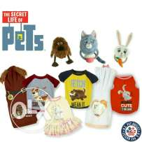 The Secret Life Of Pets Products