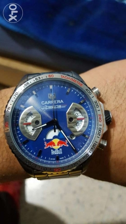 Red bull watch