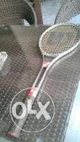 Old tince racket