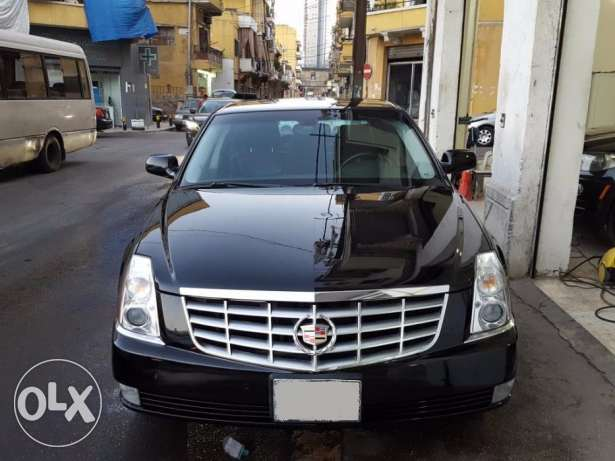 2011 Cadillac DTS Black/Black Leather Company Source 1 Owner As New أشرفية -  1