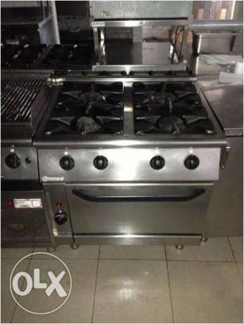 Indutrial kitchen equipment المتن -  1