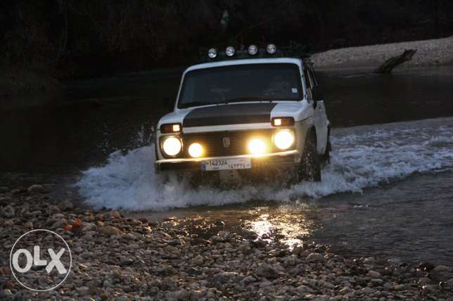 Lada Niva 96 Ready for offroad