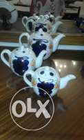 Fine China tea pots