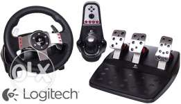 Logitech g27 steering wheel for ps3 and pc