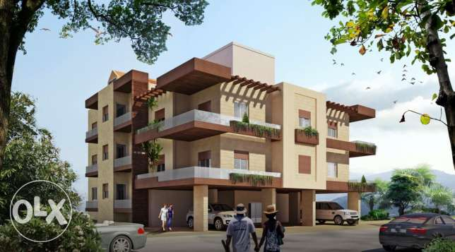 new apartments in amchit