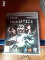 PS3 injustice game