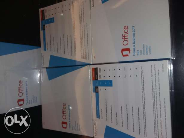 Ms office 2013 فرن الشباك -  1