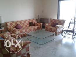 FANAR: Furnished Apartment with Panoramic Sea View