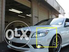 Mercedes Benz C-Class W204 AFS Function Projector xenon Headlights