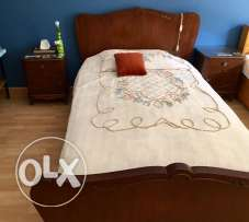 Bed with Commode (2)