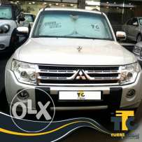 Mitsubishi Pajero Model Year 2010