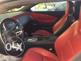 Camaro 2010 RS Red Interior steering shift full ajnabie