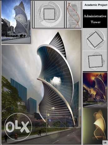 interior - exterior design projects for students