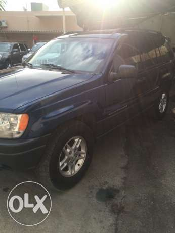 grand cherokee 2002/full extrA clean جبيل -  2